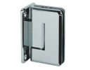 Фурнитура для стеклянной двери в душевую